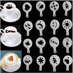 Fashion Cappuccino Coffee Templates http://ali.pub/0qr3d