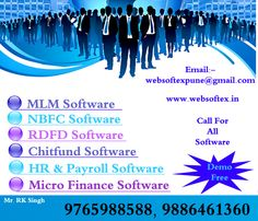 Websoftex Software Solutions pvt. ltd. is used by more than 200 mlm companies across the nation. It has employed 225 engineers for their support round-the-clock.