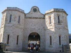Fremantle Prison Iconic Australia, What Is Love, Prison, Notre Dame, Mount Rushmore, Explore, Mountains, Building, Travel
