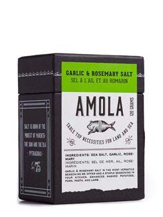 Amola Garlic and Rosemary Salt