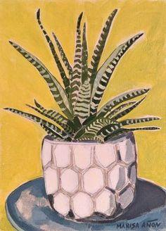 Plants #2 by Marisa Añón Frau