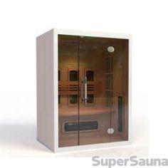 Combisauna Infrarood en Sauna Valero € 3099.- SUPERSAUNA