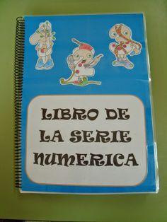 Plastificando ilusiones: Mi material en el rincón de los números                                                                                                                                                     Más Preschool Education, Kindergarten Classroom, Preschool Activities, Teaching Time, Math Numbers, Math For Kids, School Hacks, Math Games, Math Centers