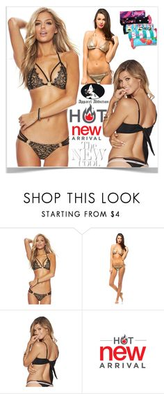 """""""I want all"""" by kiveric-damira ❤ liked on Polyvore featuring Beach Bunny"""