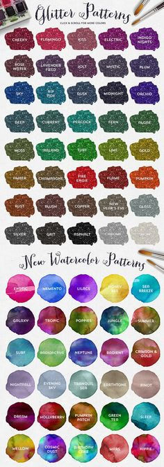 Glitter & Graphics Pack for Photoshop ($5 off)