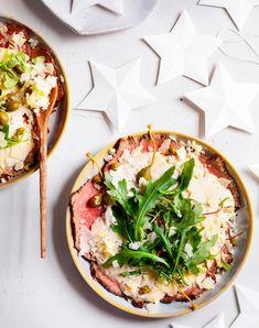 Anjovis – tuttu ja tuntematon umamipommi! - Kotiliesi.fi Tapenade, Salsa Verde, Kos, Mozzarella, Vegetable Pizza, Seafood, Vegetables, Sea Food, Vegetable Recipes