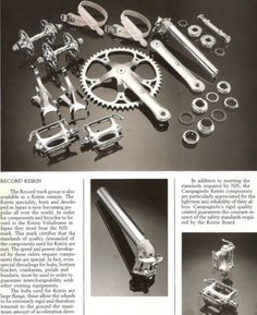 Campagnolo catalogue