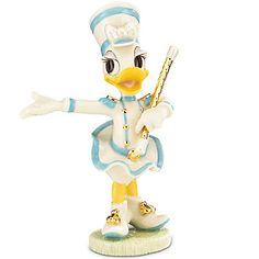 LENOX Figurines: Disney - Disney's Twirling Daisy Figurine