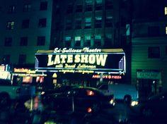 The Letterman Show