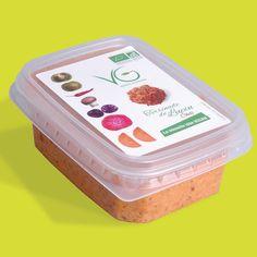 Terrinade de lupin chili | www.vegetal-gourmand.fr