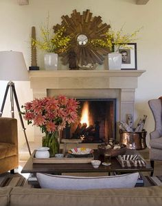 Jamie Mears flickr - fireplace
