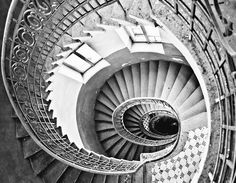 Spiral Stair in B