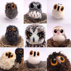 Have you ever stunned when you saw those cute, realistic creations which are made of wool or pinned a lot of needle felted crafts in your Pinterest's boards? Well,...