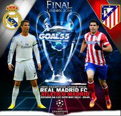Prediksi Skor Real Madrid Vs Atletico Madrid 25 Mei 2014, Prediksi Skor Real Madrid Vs Atletico Madrid, Prediksi Real Madrid Vs Atletico Madrid 25 Mei 2014, Prediksi Real Madrid Vs Atletico Madrid, Prediksi Taruhan Real Madrid Vs Atletico Madrid 25 Mei 2014, Prediksi Taruhan Real Madrid Vs Atletico Madrid, Prediksi Bola Real Madrid Vs Atletico Madrid 25 Mei 2014, Final Liga Champions, http://www.goal55.com/prediksi-skor-real-madrid-vs-atletico-madrid-25-mei-2014-2