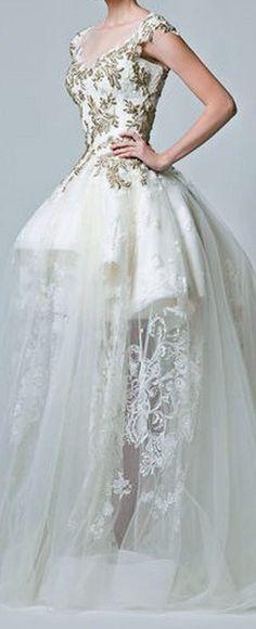 wedding dress #short #high-low