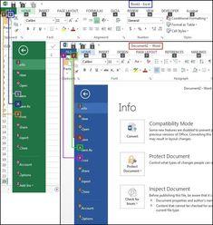 excel word keyboard shortcuts f4 ribbon save saveas print print preview