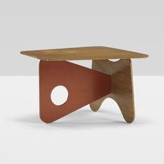 Dan Cooper, Rare and Important Butterfly table, 1942.