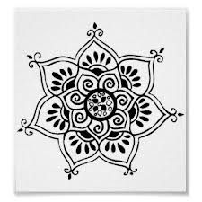 lotus tattoo henna designs - Google Search