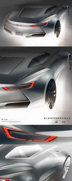 Camaro : Generation 6