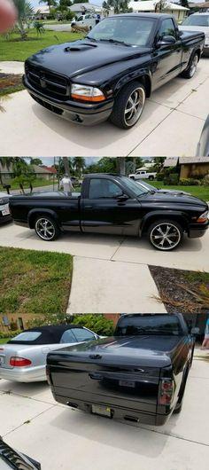 rare 2000 Dodge Dakota Pickup custom for sale Ram Trucks, Dodge Trucks, Pickup Trucks, Dakota Truck, Dodge Dakota, Custom Trucks For Sale, Muscle Truck, Pickups For Sale, Wheels And Tires
