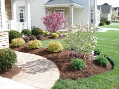 Gorgeous Front Yard Landscaping Ideas 29029