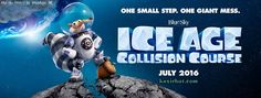 Ice Age: Collision Course (2016) animation movie Animation, Adventure, Comedy