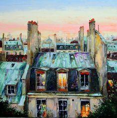 33 Idees De Peinture Paris Peinture Paris Peinture Paris