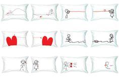 almohadas-romanticas