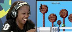 Retro Gaming : Des adolescents découvrent MegaMan sur Nintendo