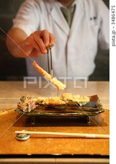 天ぷら割烹