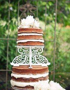 Frosting Optional: Wedding Cakes  - TownandCountryMag.com