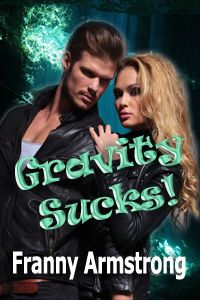 Gravity SUCKS! When a disabled vampiress can't fly, she wants nothing to do with the hunky vampire band player, but he has other plans for her...