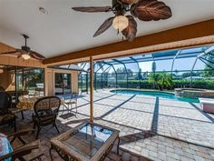 FURNISHED ANNUAL RENTAL....LARGE OUTDOOR LIVING AREA......POOL......2 CAR GARAGE....3 BEDROOMS ...HOME IS VERY CLEAN AND COMFORTABLE.....VOLUME CEILINGS.... GREAT RENTAL OPPORTUNITY