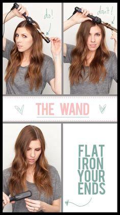 wands, curling hair, hair tutorials, wavy hair, waves, curl wand, curls, hairstyl, iron