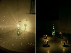 Experimental Light Photos Created Using Everyday Objects | Adam Ekberg