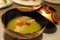 The art of kaiseki Nanzan Giro Giro.  Summary: Seven-course kaiseki dinner served alongside an open kitchen  560 Pensacola St., 524-0141  Hours: Dinner only, closed Tuesday and Wednesday  Prices: 7 courses for $50, dessert an additional $8