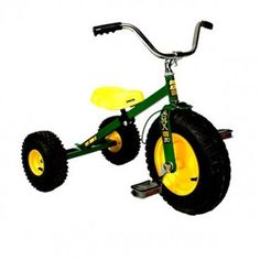 Dirt King Children's Tricycle (Green) « Game Time Home