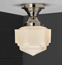 Hollywood Small Semi-Flush MountHollywood Small Semi-Flush Mount | Rejuvenation