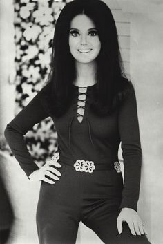 "Marlo Thomas in the ""That Girl"" era."