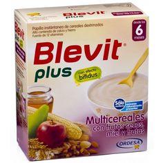 356451 Blevit Plus Multicereales Frutos Secos - 700 gr.