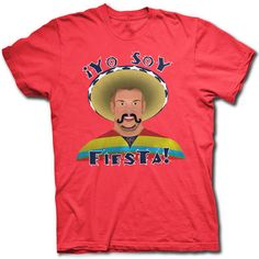 Gronk Yo Soy Fiesta Tee Shirt - Patriots' Rob Gronkowski Is The Party
