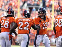 Broncos vs. Cowboys - 9/17/17. 42 to 17 BRONCOS BABY!