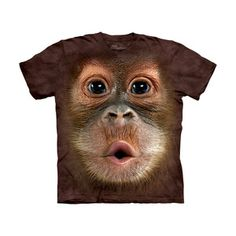 Kinder-T-Shirt Orang-Utan, £10.40, now featured on Fab.