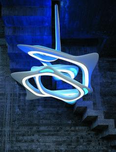 Zaha Hadid Lighting. design - eVolo | Architecture Magazine