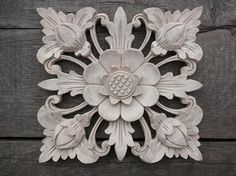 Hand Carved Inspiration curated by The Interior Outlet, Castle Hill, Sydney Thermocol Craft, Wood Carving Designs, Door Murals, Stuck, 3d Wall Art, Wood Ornaments, Ceiling Medallions, Stone Carving, Wood Design