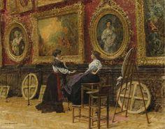 Louis Béroud — Wikipédia