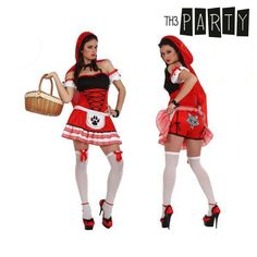 If you are thinking of organising a great party, you can now buy Costume for Adults Party Sexy little red riding hood and other Party products to create an original and fun environment! Buy Costumes, Adult Costumes, Red Riding Hood, Little Red, Punk, Wonder Woman, Cosplay, Superhero, Sexy