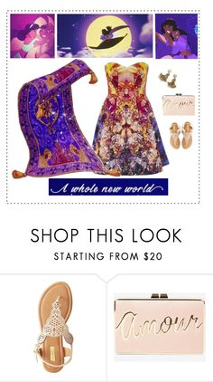 """""""A new fantastic point of view"""" by bluesoapbubbles ❤ liked on Polyvore featuring McQ by Alexander McQueen, Qupid, BCBGMAXAZRIA, J.Crew, Disney, disney and disneycharacter"""