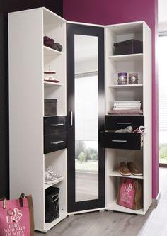 Eckschrank Wohnzimmer Modern Dielen Per Rechnung Bestellen Baurde