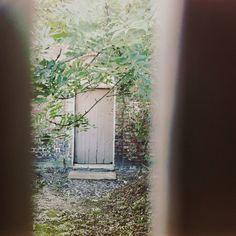 Photo by hextrovert - The secret door